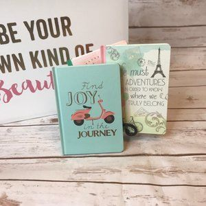 Lady Jayne Ltd Set of 3 Mini Journals